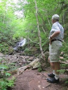 McKenzie falls cabot trail (1)